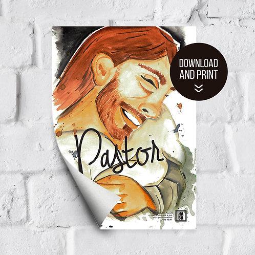 Arte Digital // Pastor