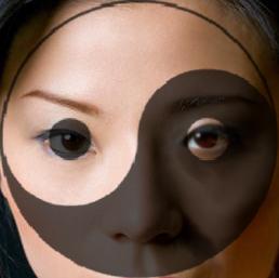 face-lift ying yang