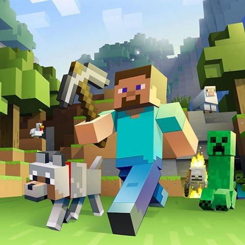 Minecraft with Python