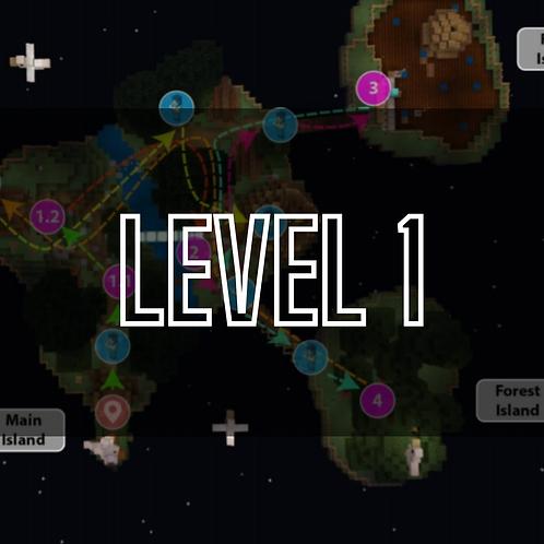 Python with Minecraft Education (Level 1)