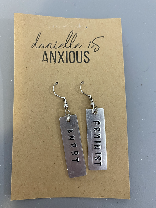 Message On Your Earrings
