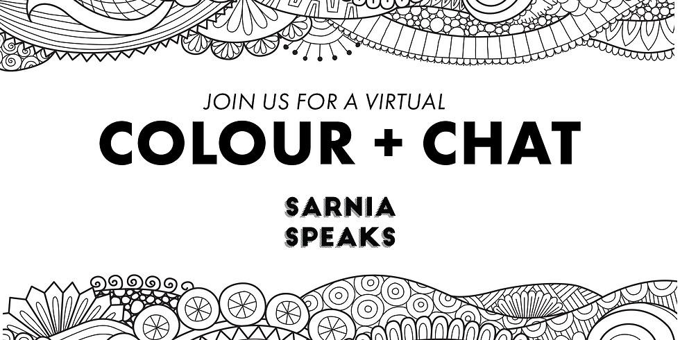Colour + Chat w/ Lauren Crighton + Cat Cabajar