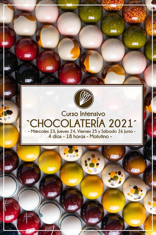 'CHOCOLATERÍA 2021' - Junio - [PRESENCIAL]