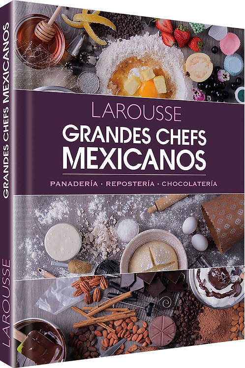 Libro de Panadería • Repostería • Chocolatería