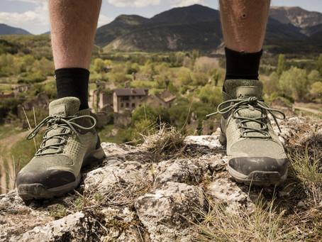 Новинки Vaude 2018: обувь из серии Skarvan