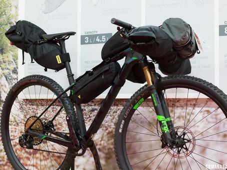 Велоаксессуары первой необходимости для bikepacking-а от Topeak
