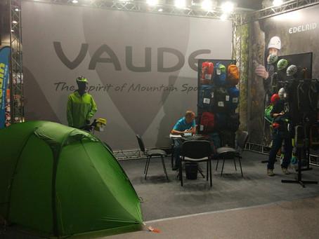 VAUDE на выставке Alp Expo 2017