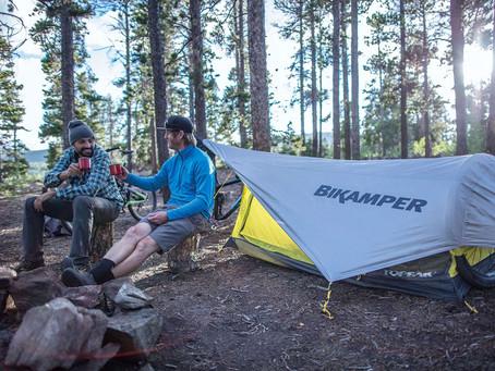 Палатка Topeak Bikamper