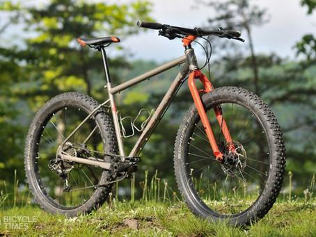 Отзыв Bicycle Times о Pine Mountain 1