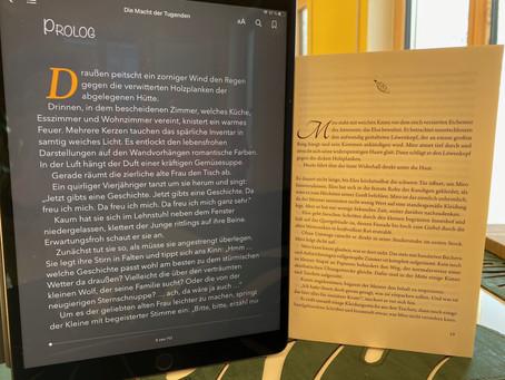 E-Book oder doch lieber ganz klassisch auf Papier