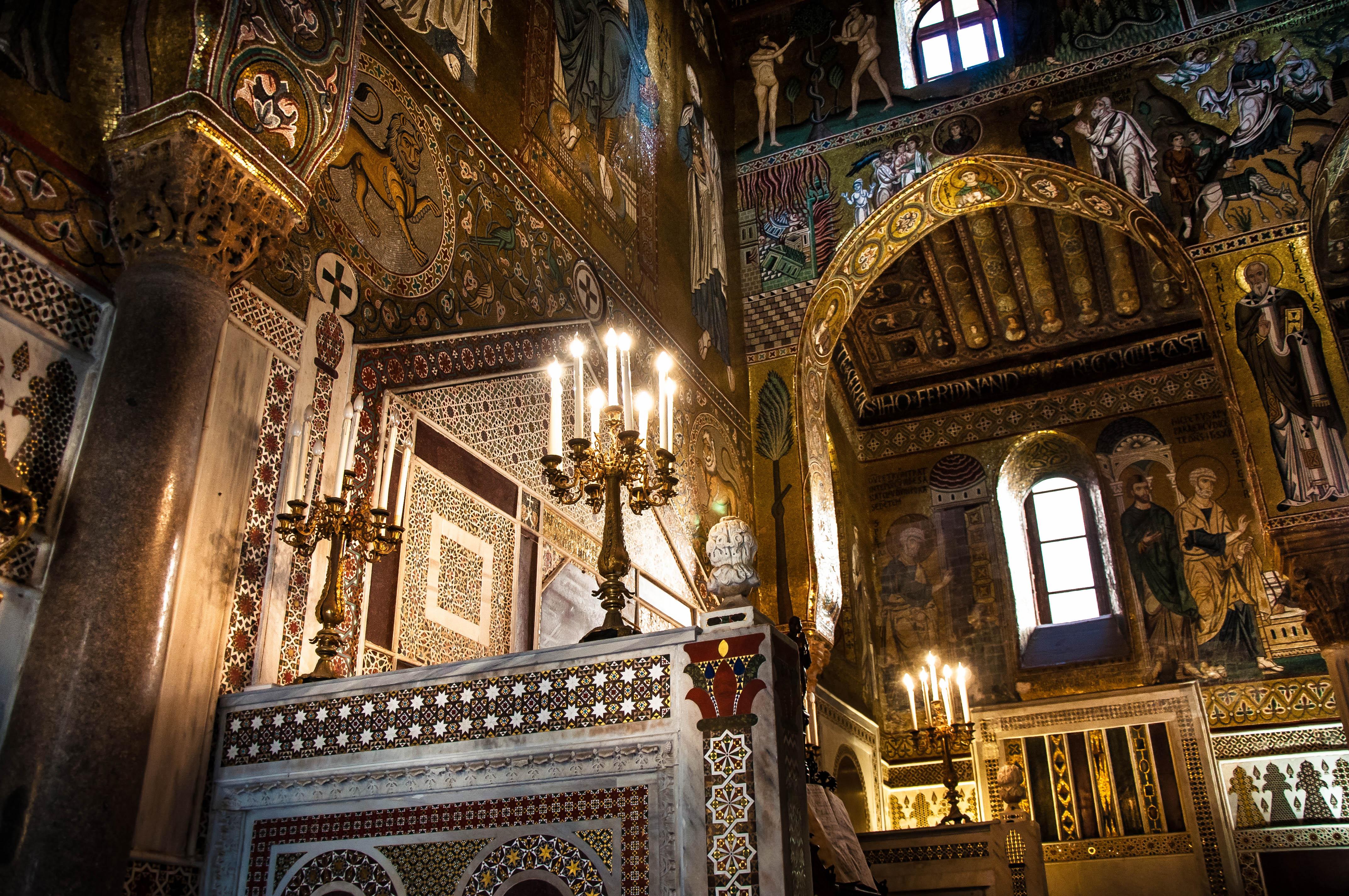 Flickr - Cappella Palatina, Palermo , Sicily