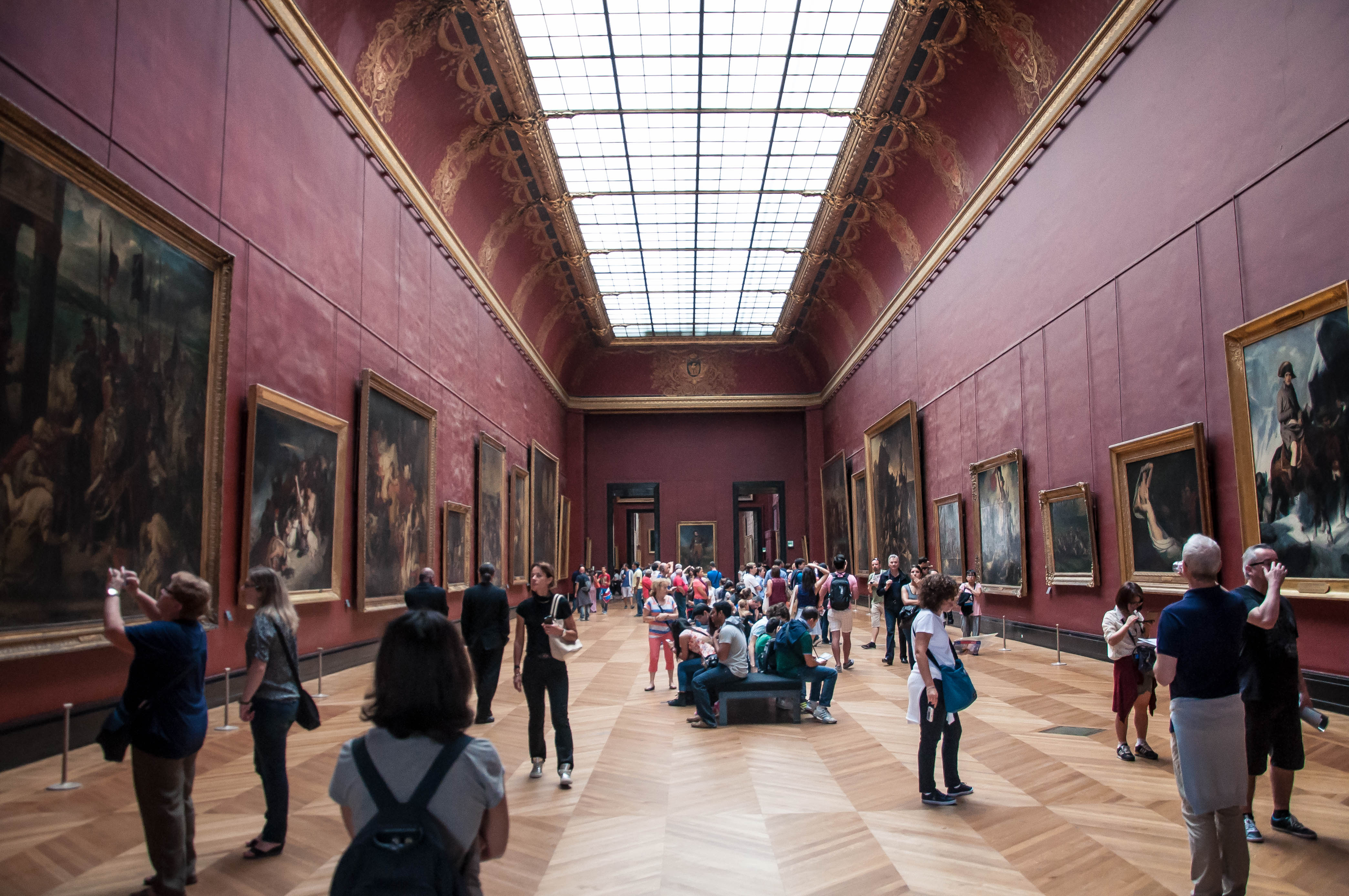 Flickr - Je suis le Louvre