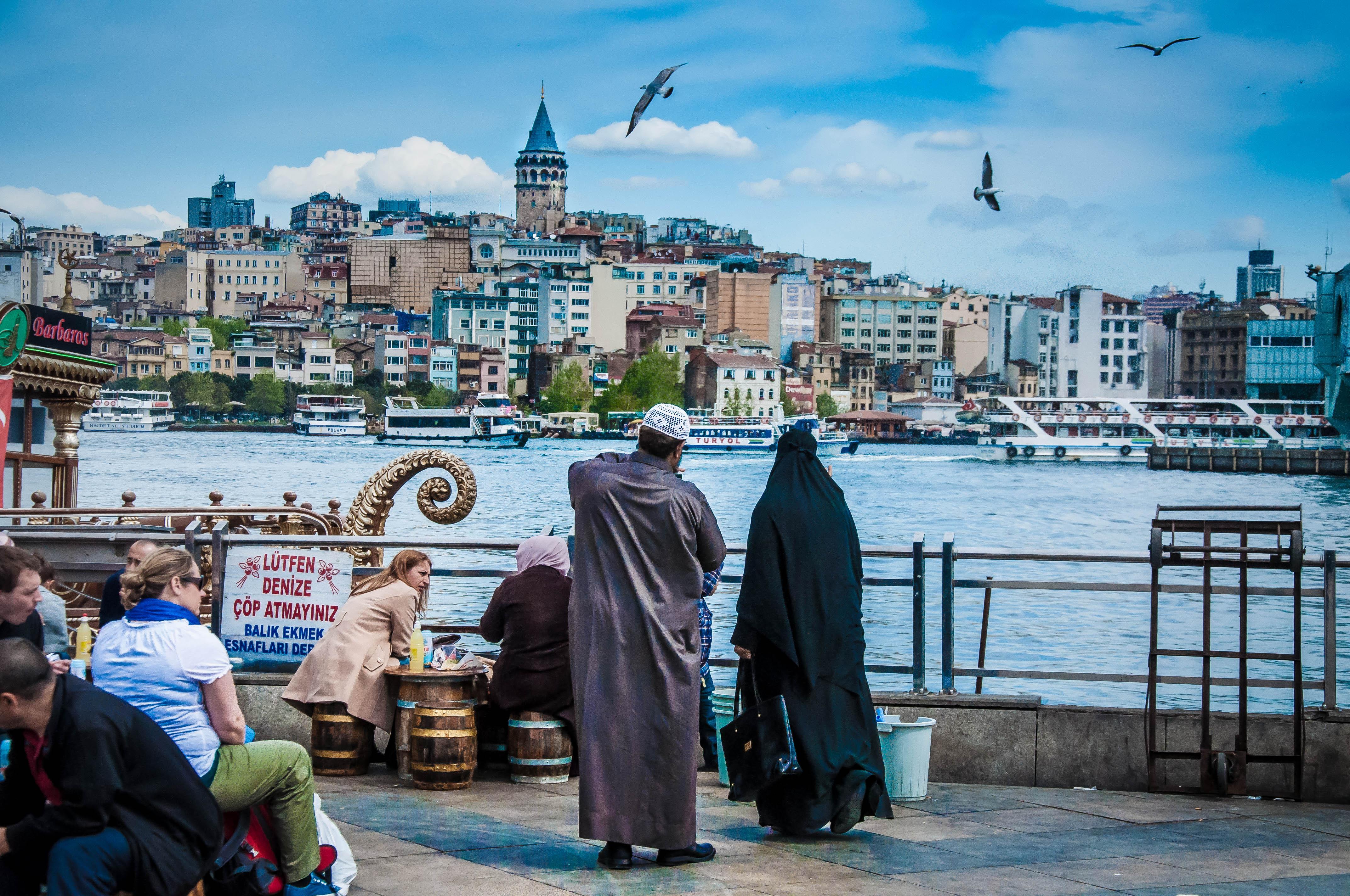 Flickr - Schegge di Istanbul,i turisti arab