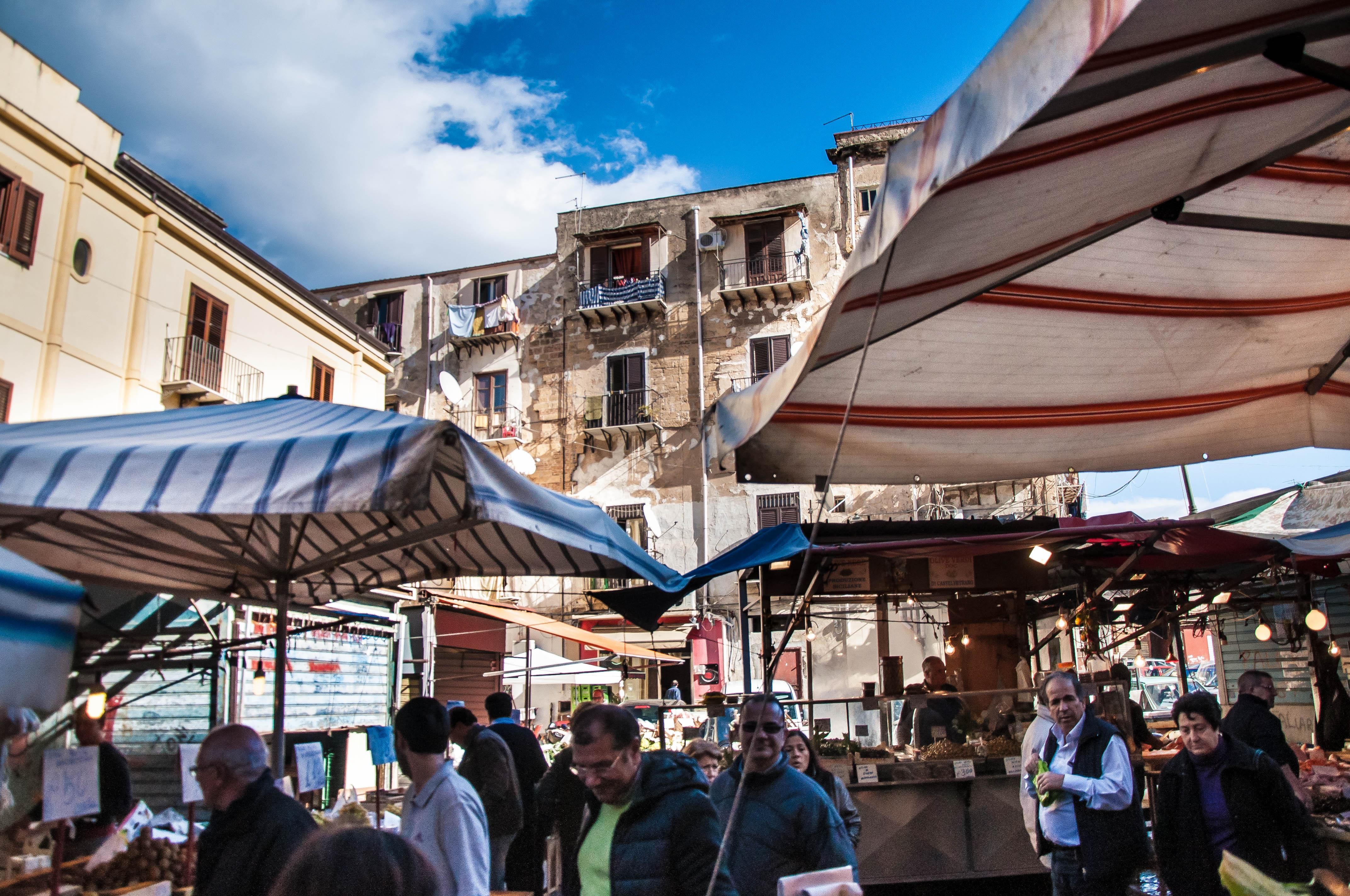 Flickr - Ballarò market,Palermo,Sicily