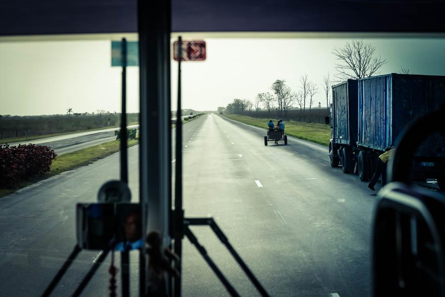 Si viaggiare...Cuba ed il traffico