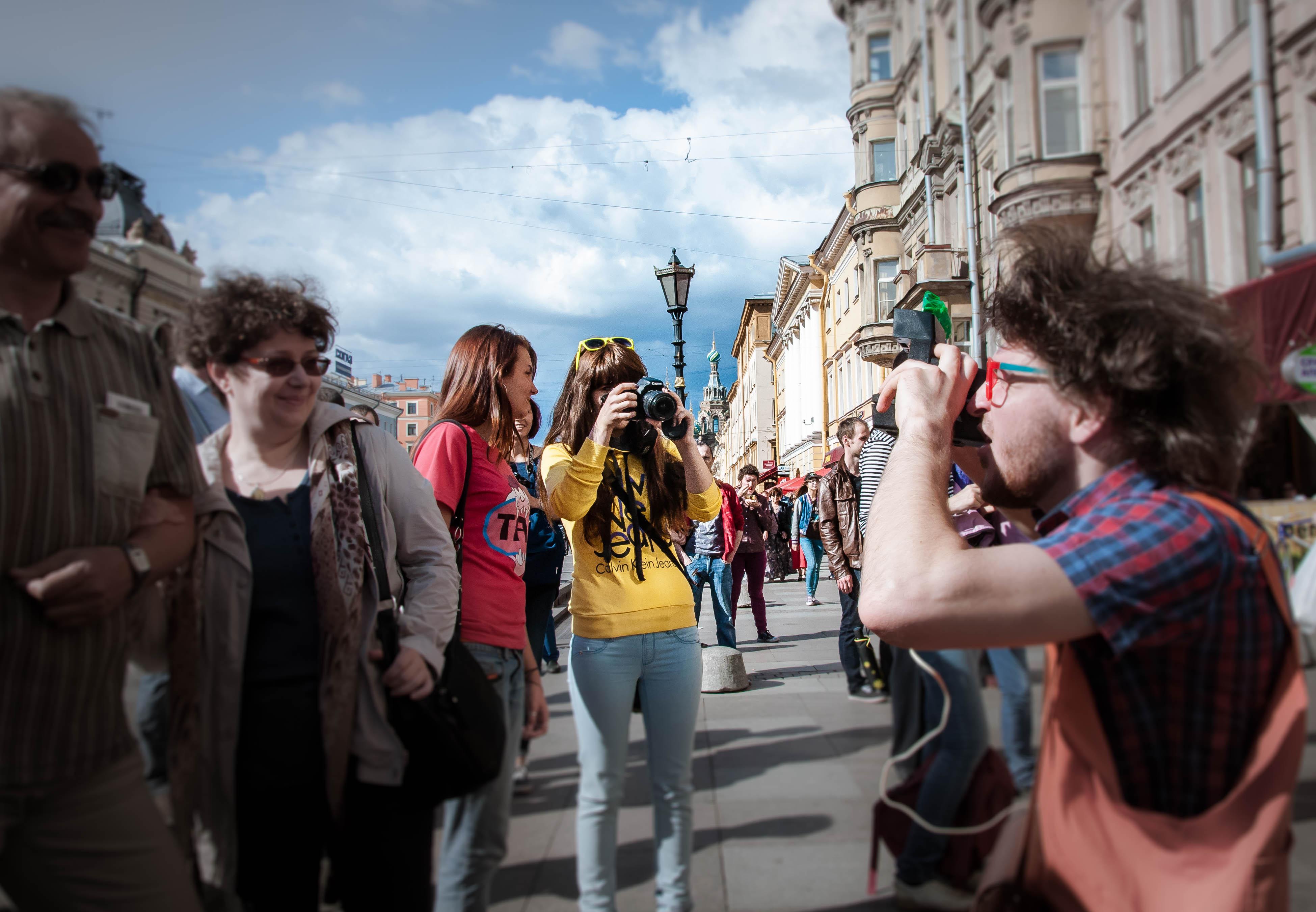 Flickr - Le ragazze ed i ragazzi dell'Est, San Pietroburgo