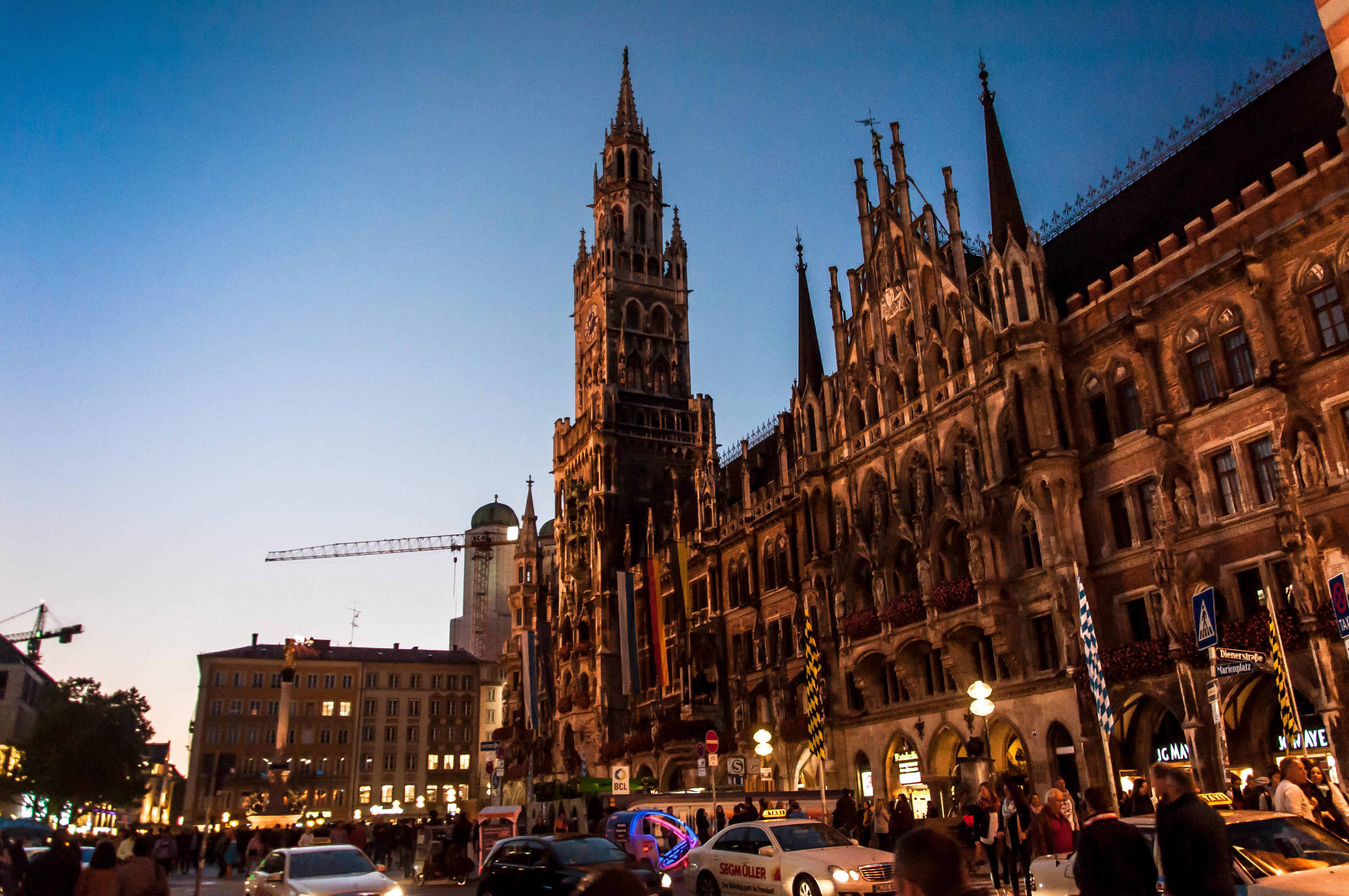Flickr - Marienplatz, München