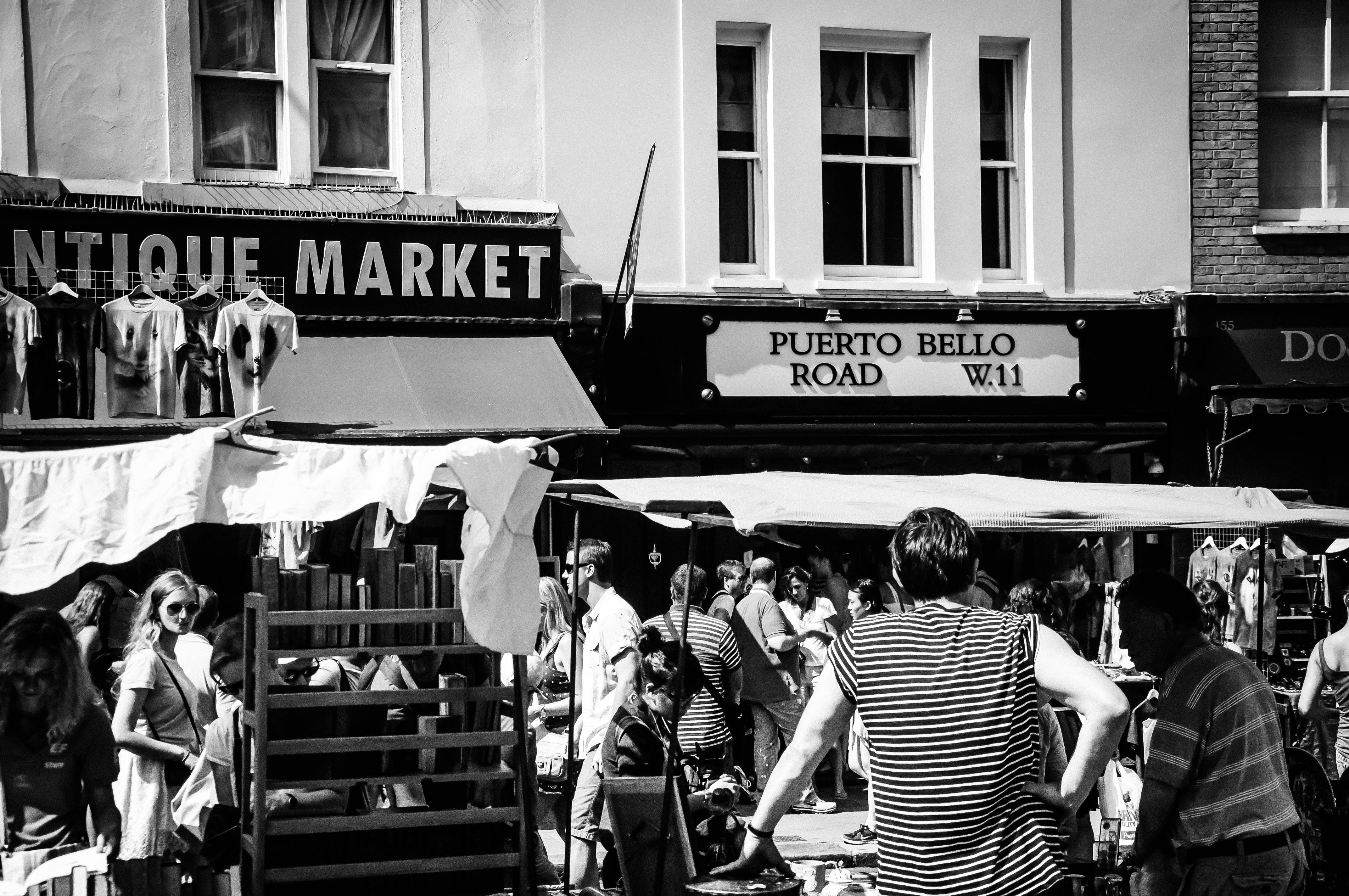 Flickr - Portobello market
