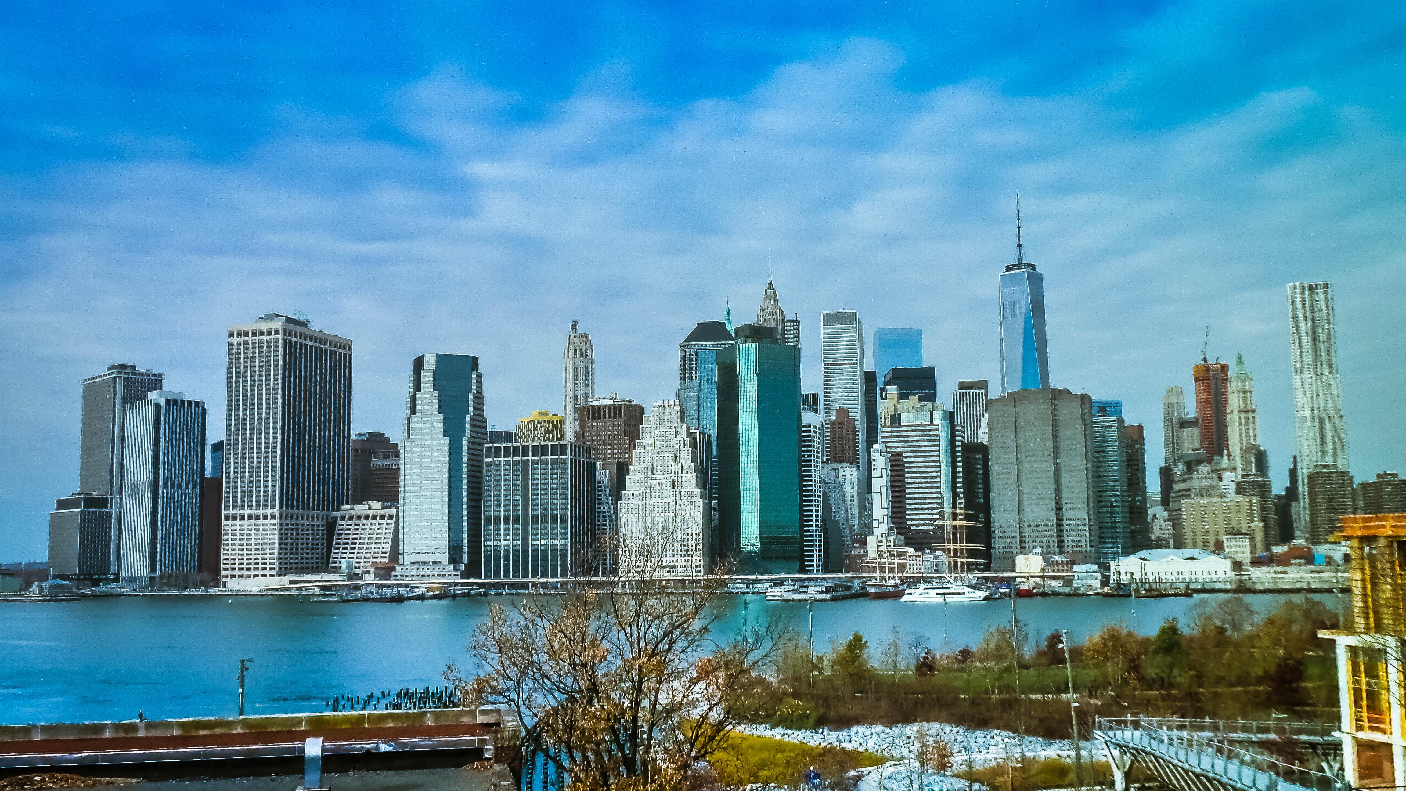 Flickr - NYK skyline