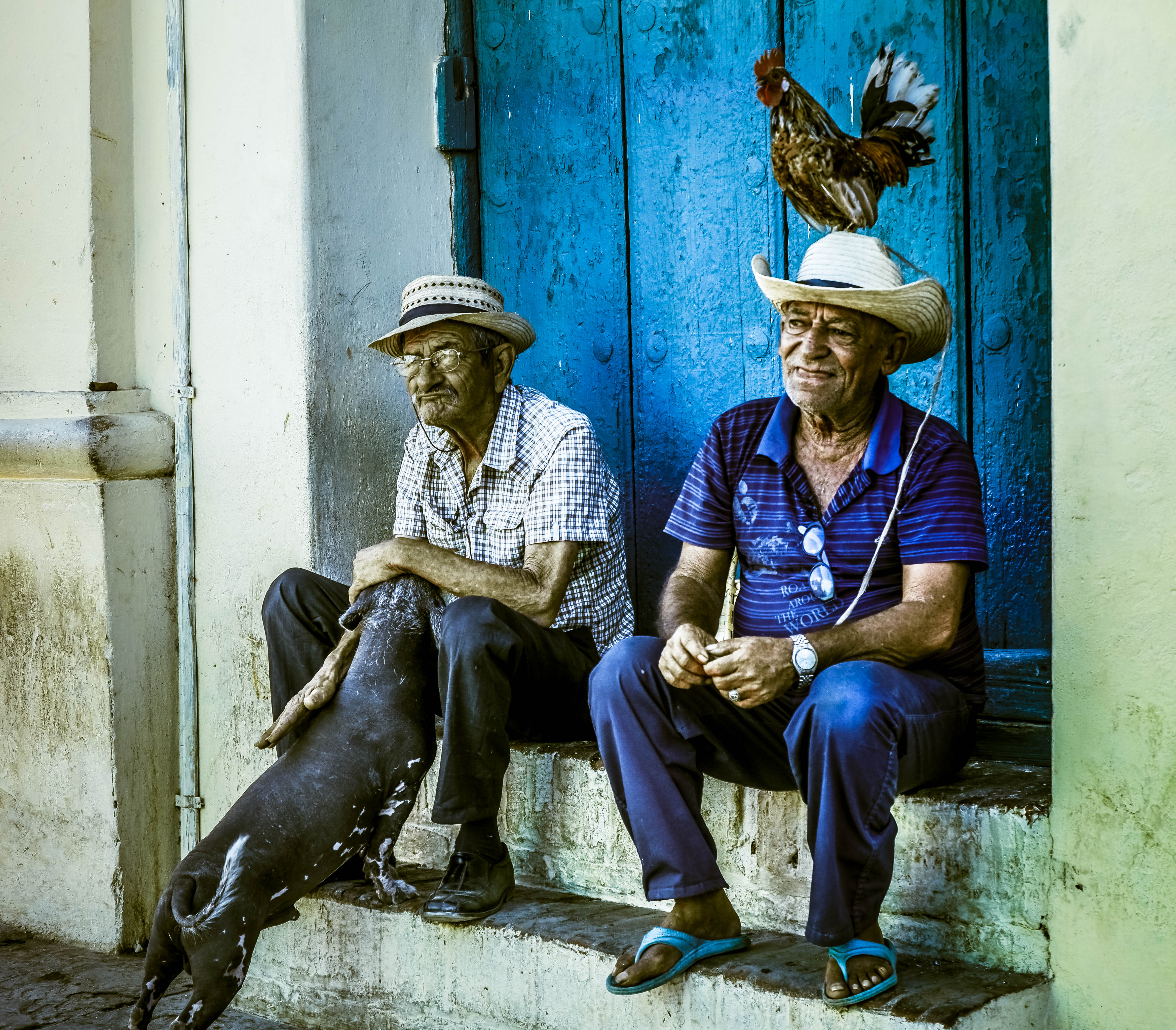 Flickr - Amici, Trinidad , Cuba