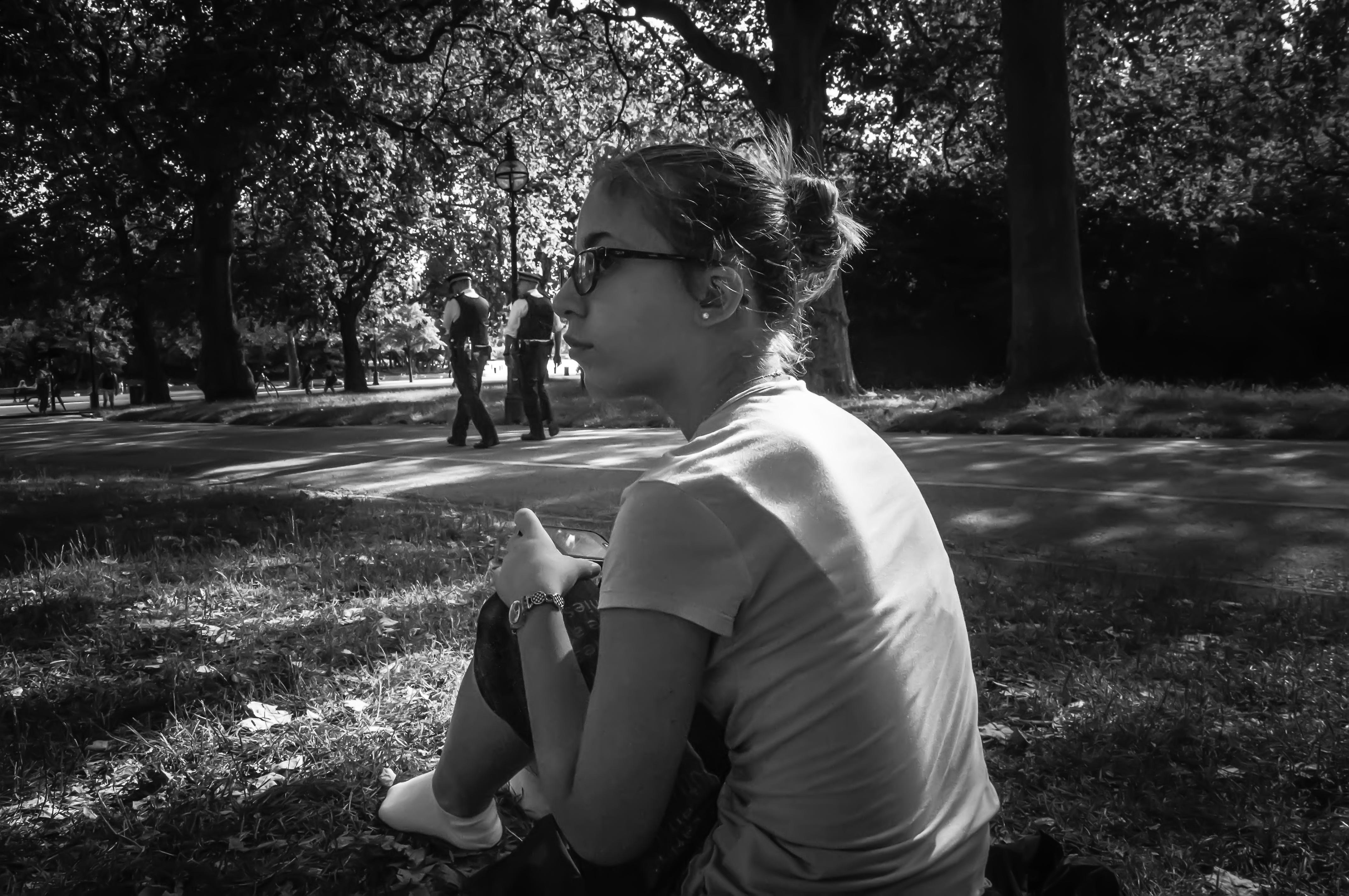 Flickr - Hyde Park Relax