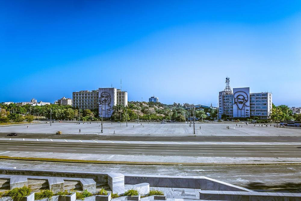 Flickr - Cuba, Avana , trittico moderno