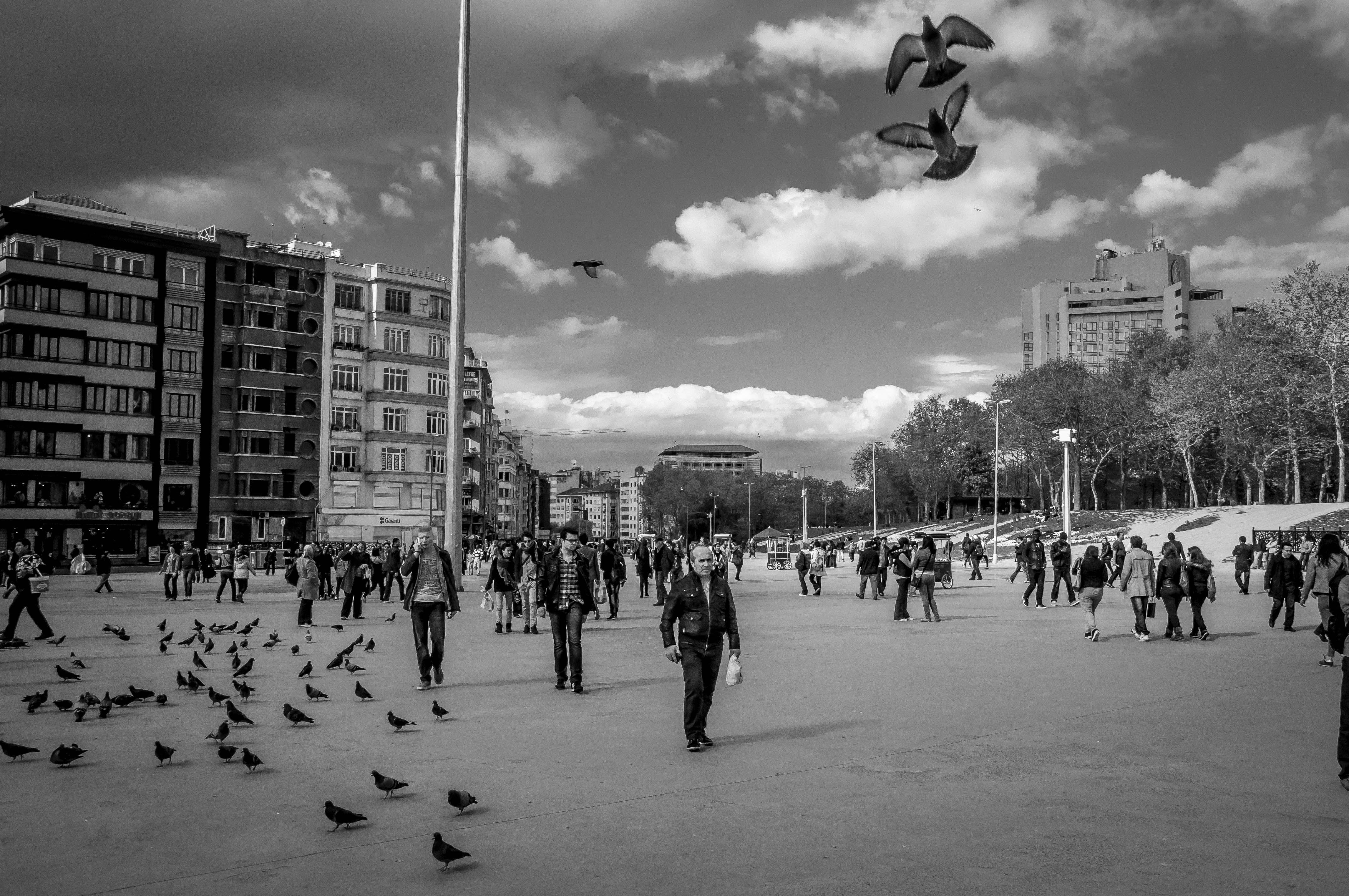 Flickr - Schegge di Istanbul, piazza Taksim