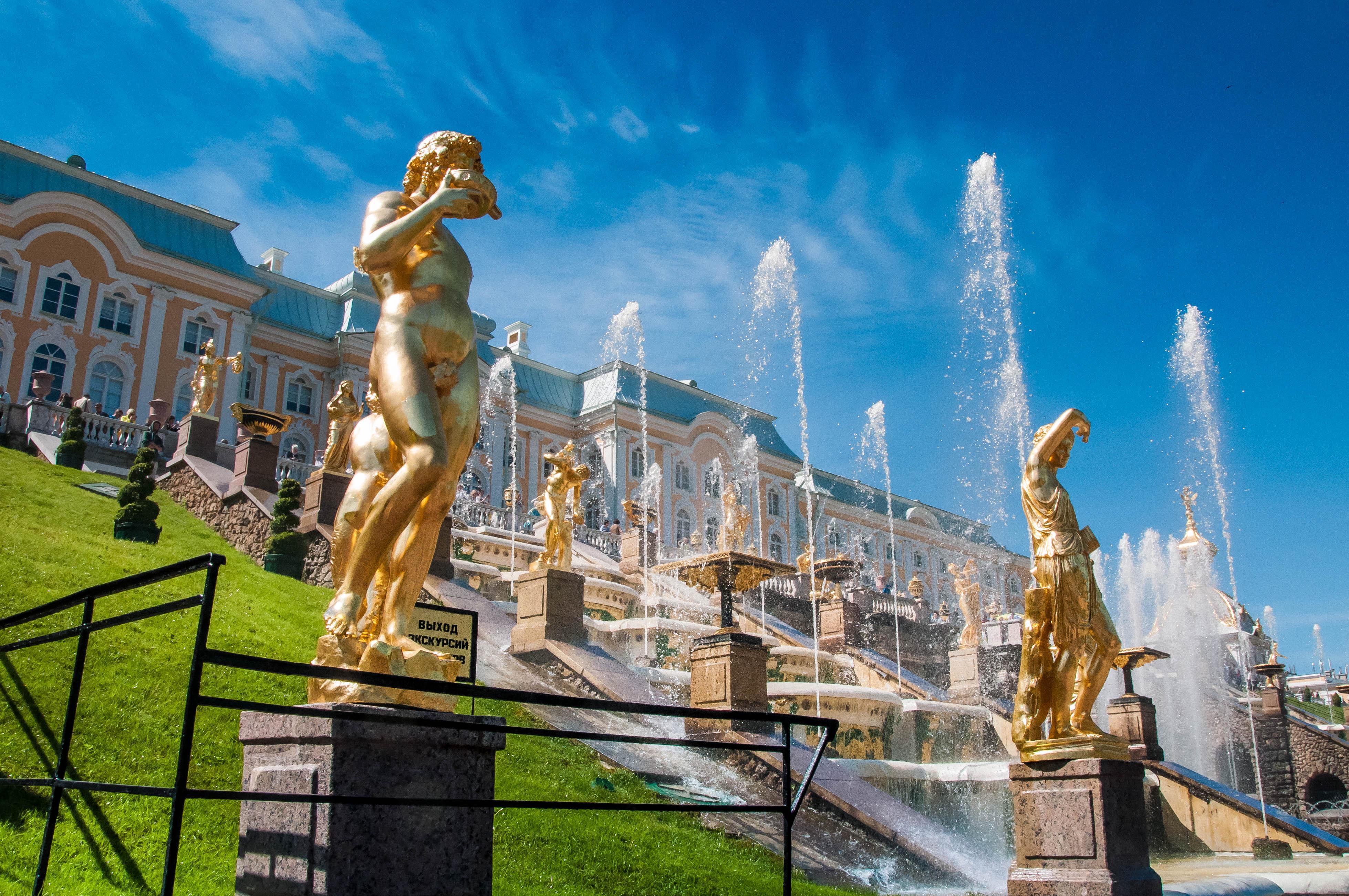 Flickr - Peterhof, .jpg.jpg.jpgse lo zar va al mare.jpg.jpg