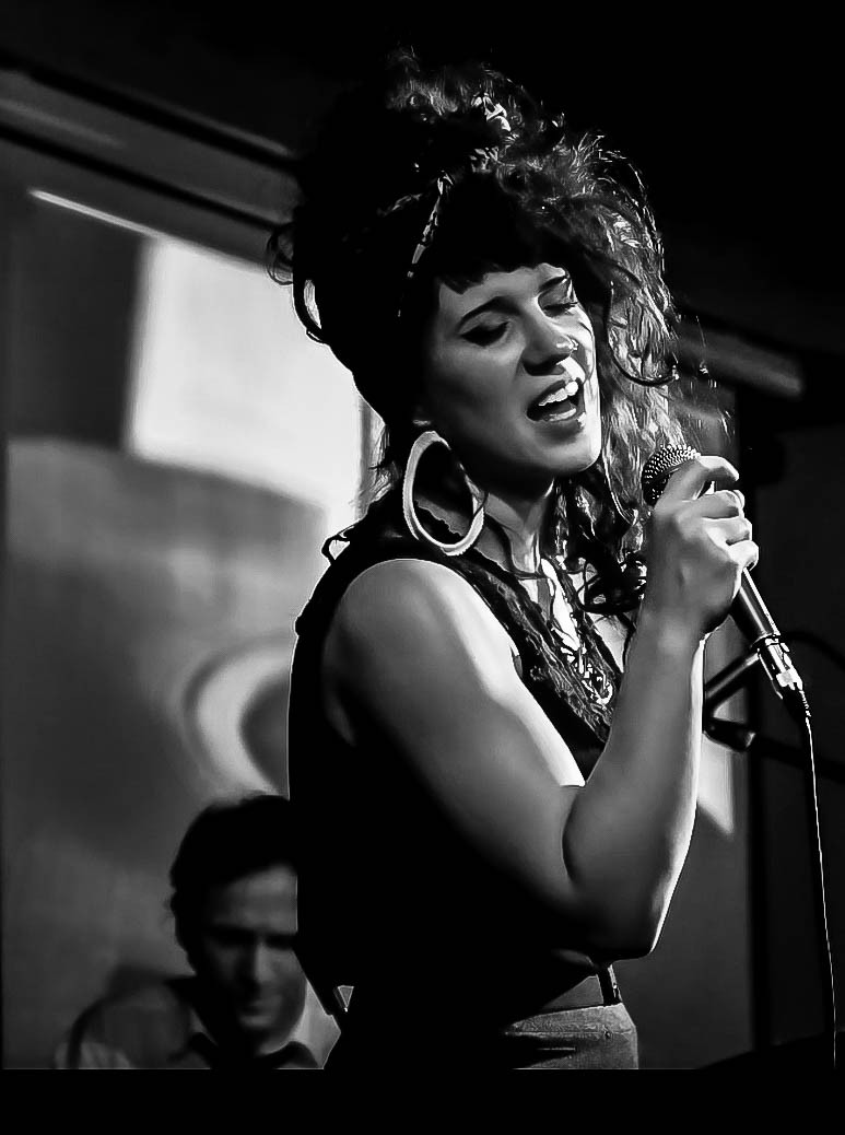 Flickr - Marina Santelli trio live at Friday Night Blues