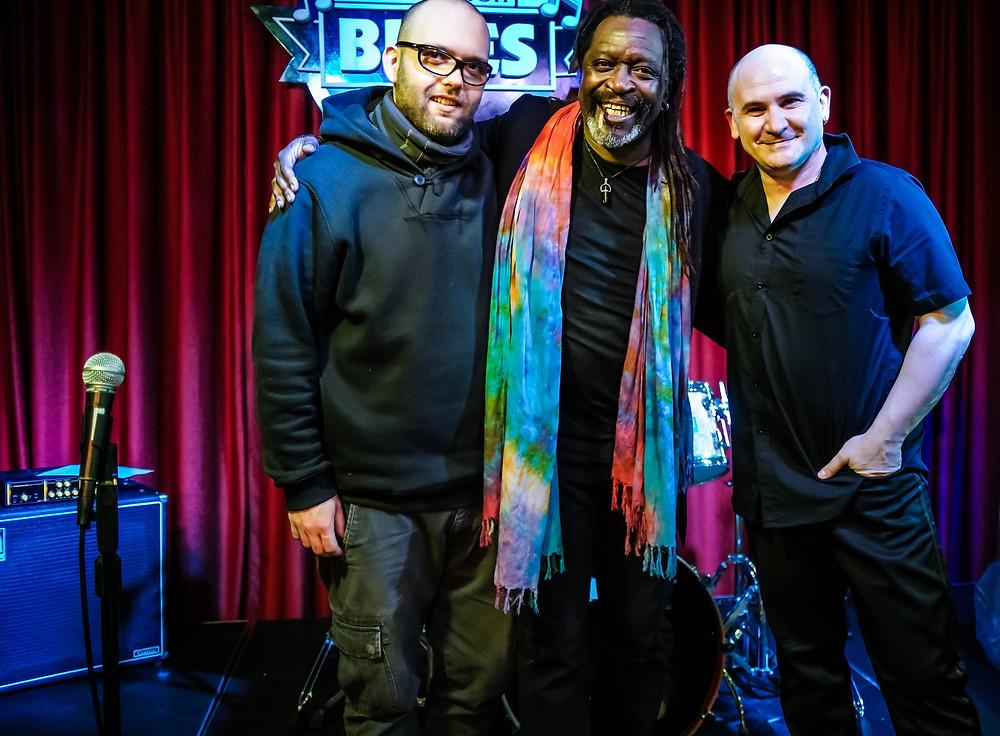 Flickr - Leburn Maddox Trio, Friday Night Blues Jan,9th