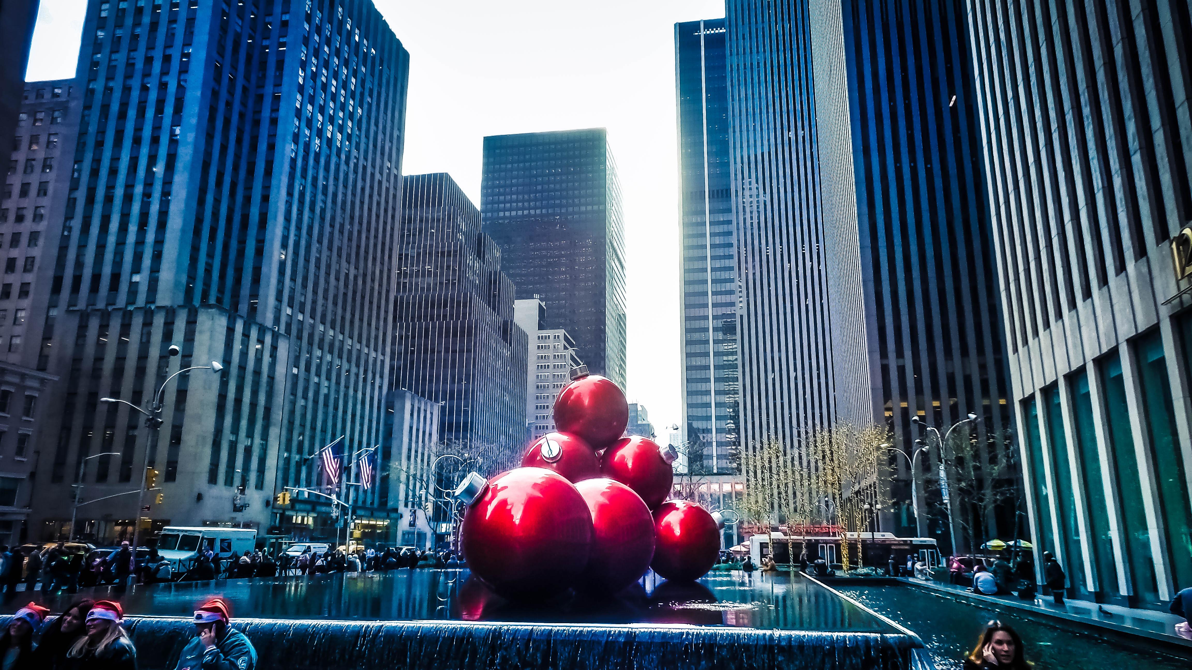Flickr - Happy Xmas in Big Apple style!