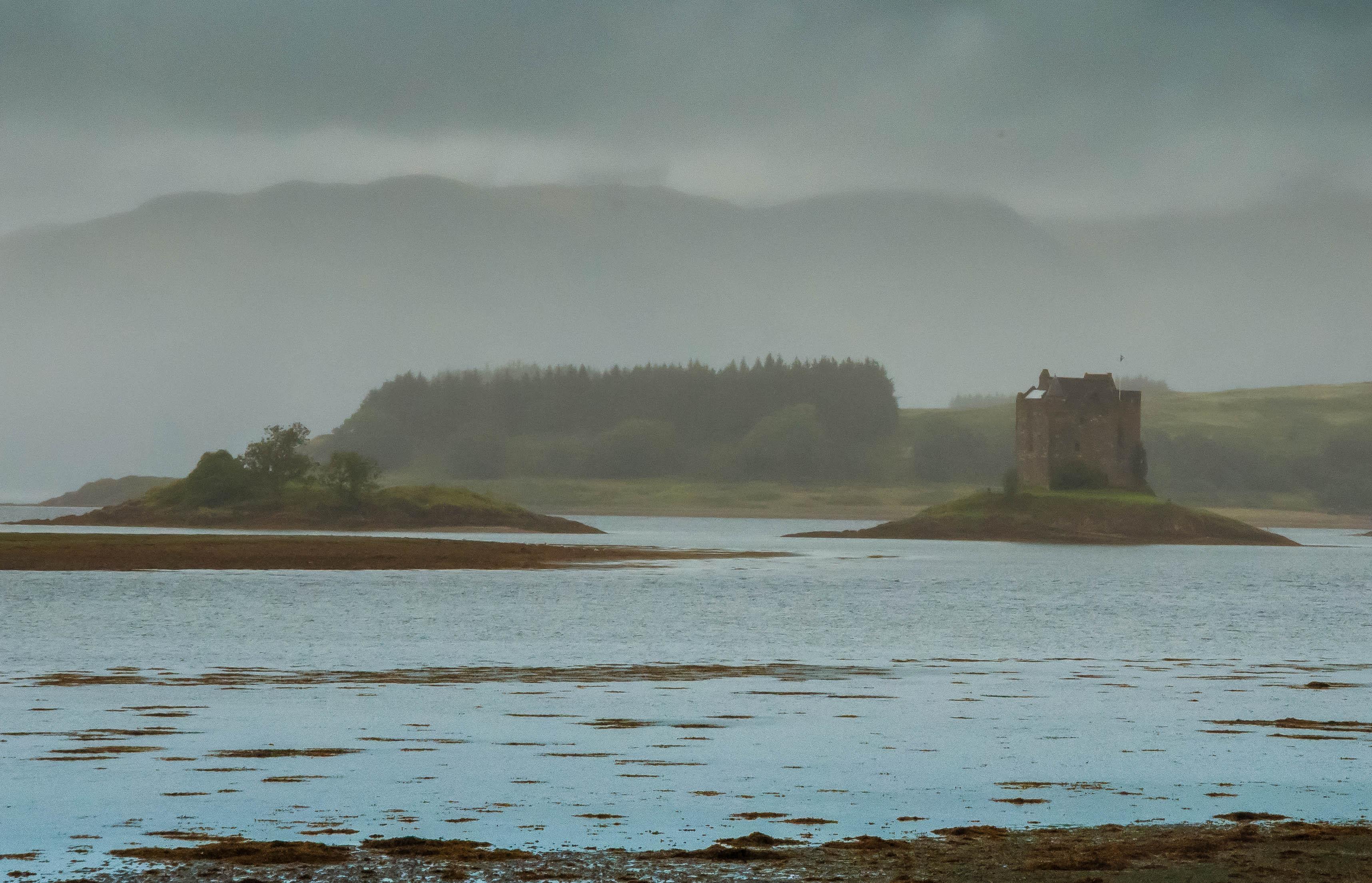 Flickr - Castle Stalker tells stories