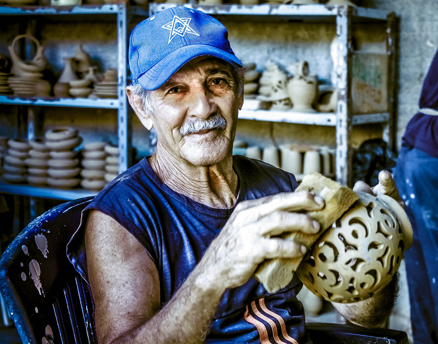 Artigiani..., Cuba, Trinidad