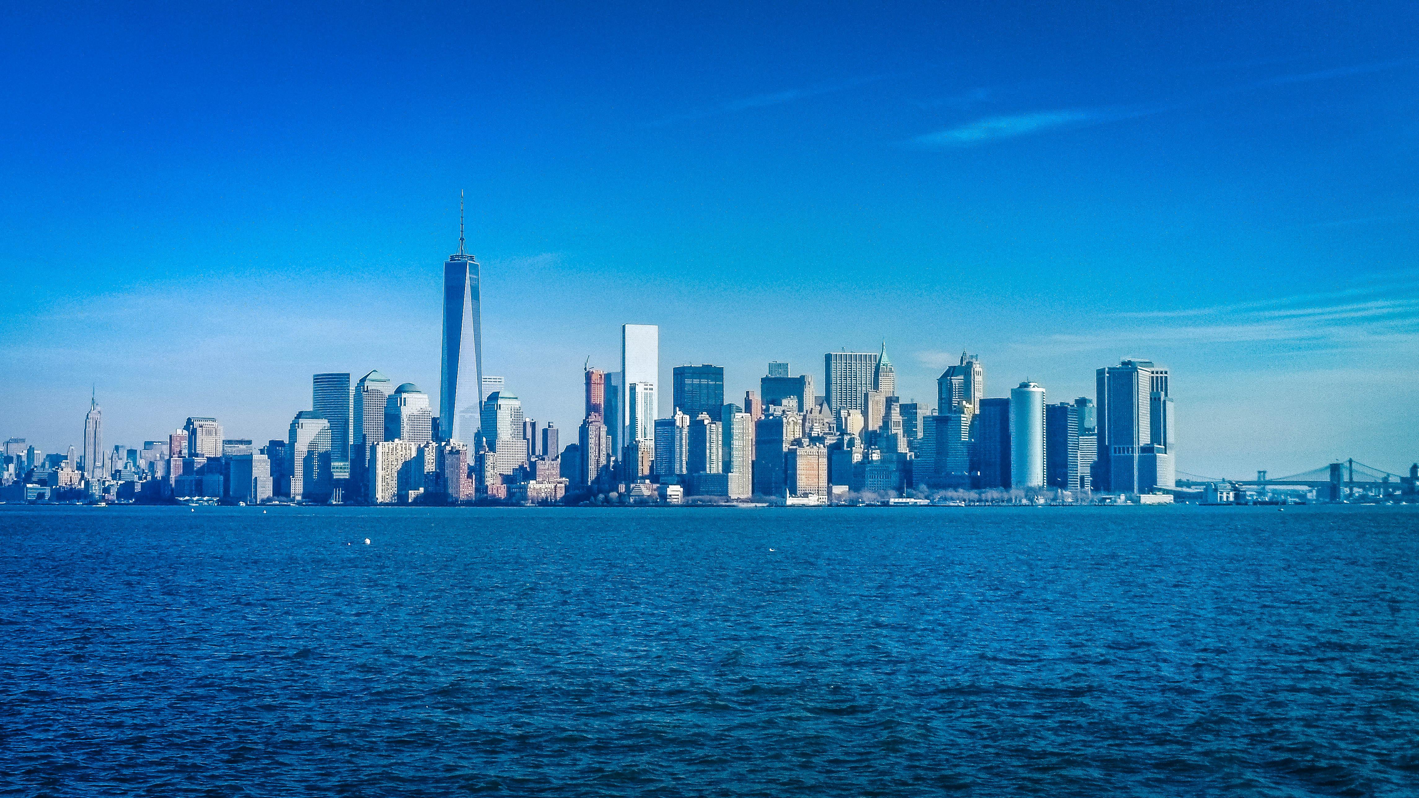 Flickr - Ellis island view; dreaming freedom