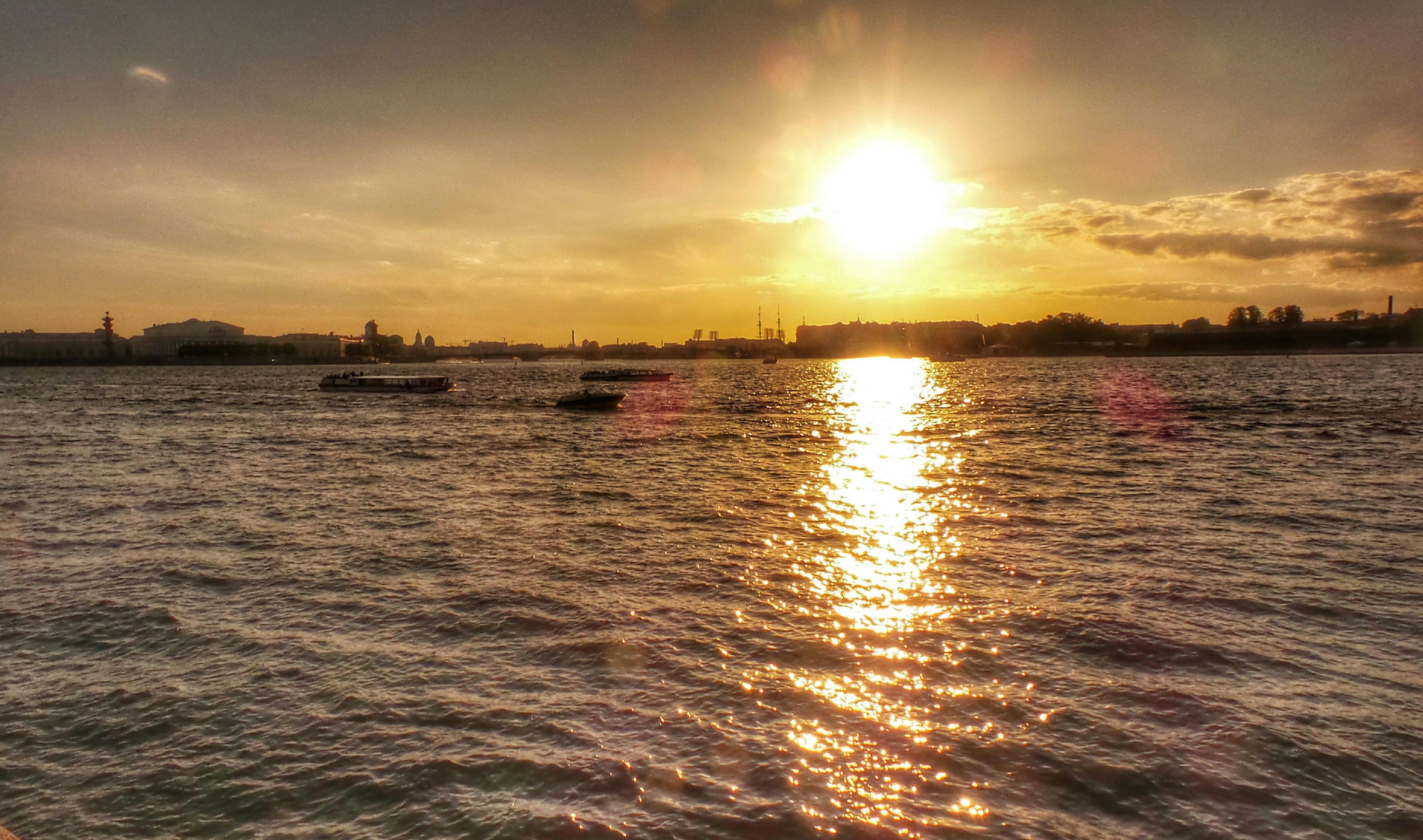 Flickr - Il tramonto del grande Nord