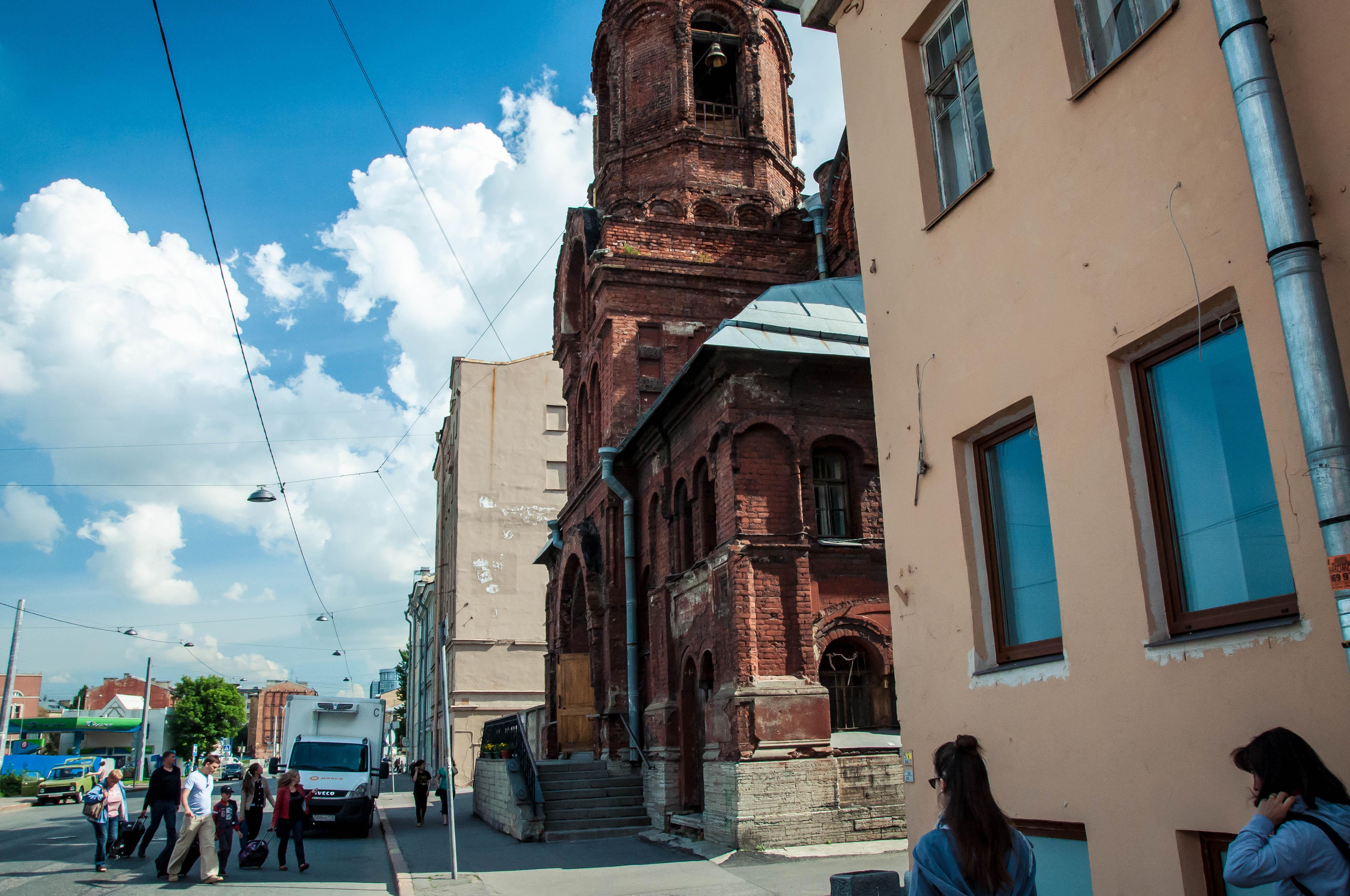 Flickr - St Petersburg church