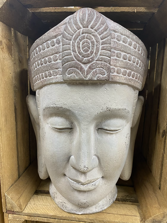 Buddha Pot Head