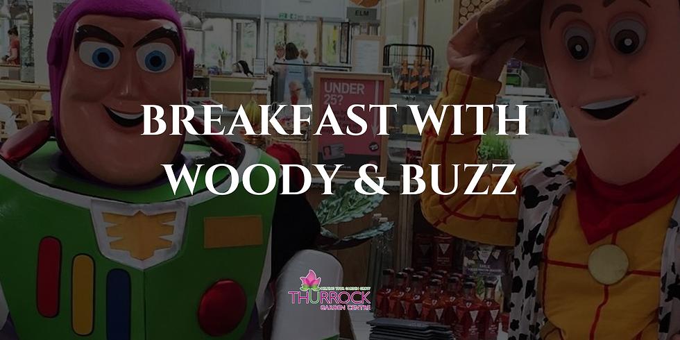 Breakfast with Woody & Buzz 8.4