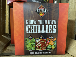 Grow Your Own Chillis