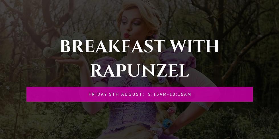 Breakfast with Rapunzel