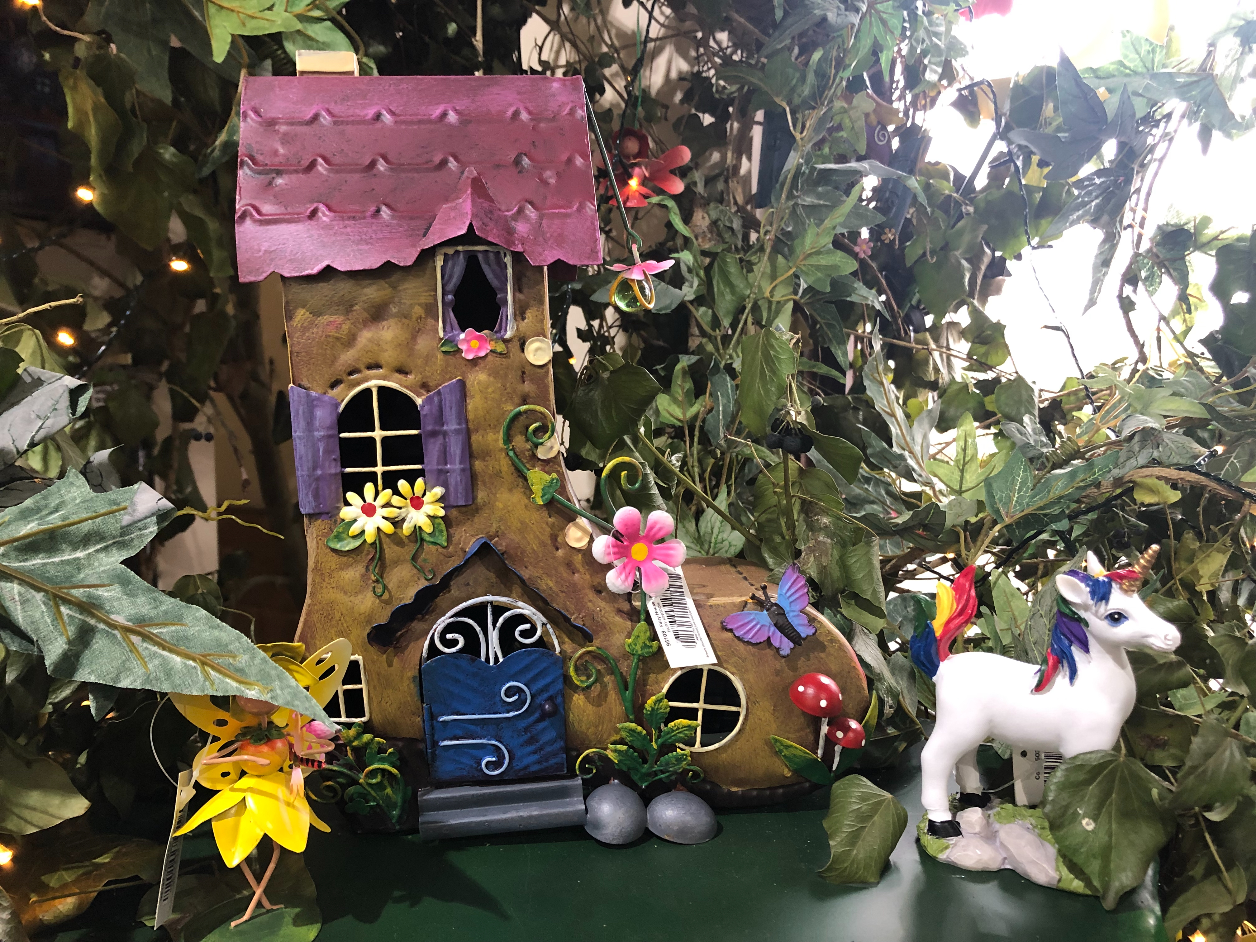 Solar Fairy House 2019