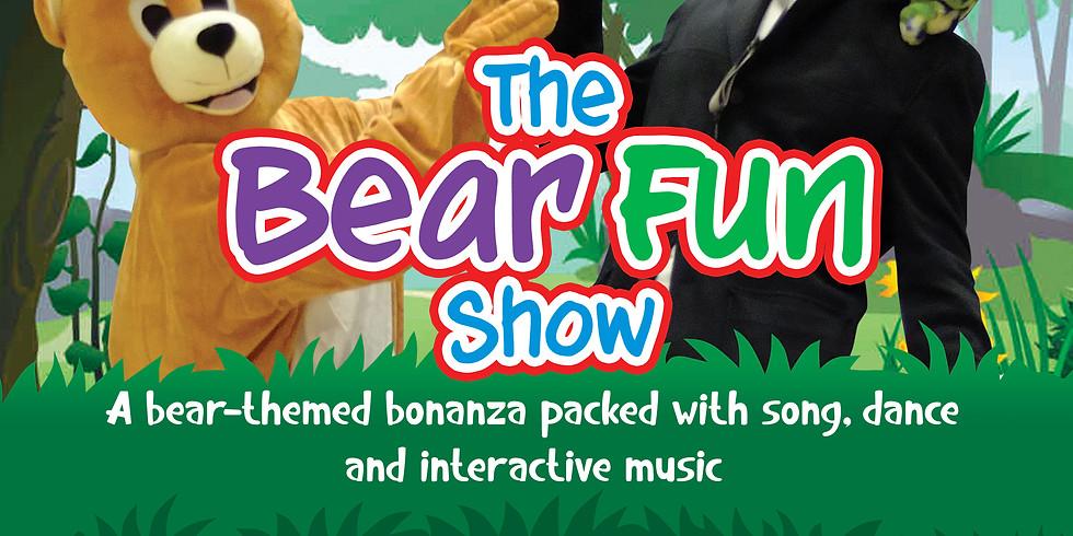 Glastonbabies: The Bear Fun Show!