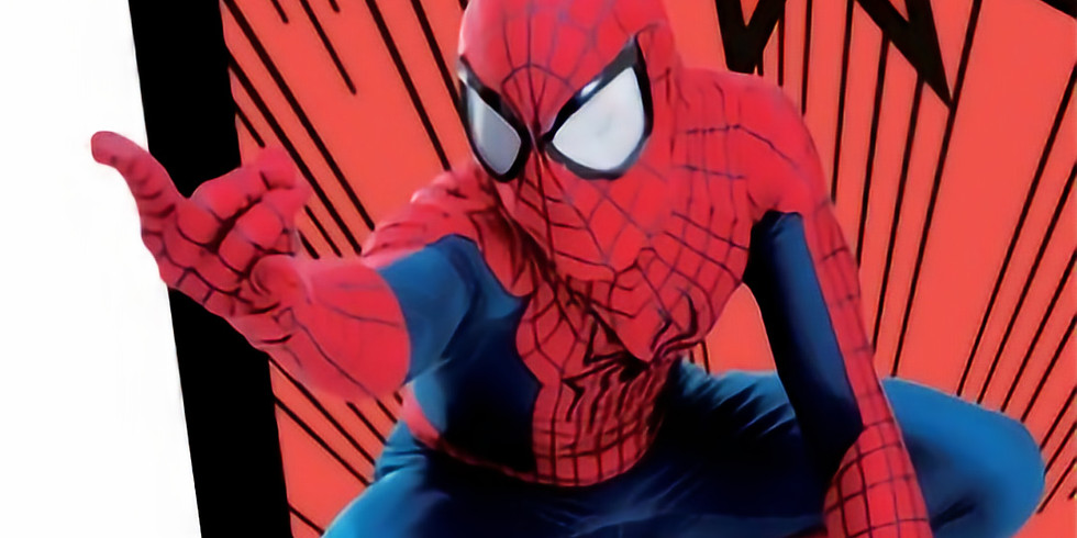 Spiderman Party- Meet 'n' Greet