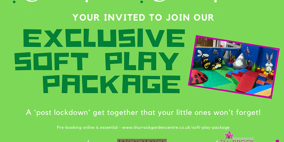 Exclusive Soft Play Package