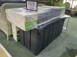 Large Plastic Garden Storage Box - £84.99