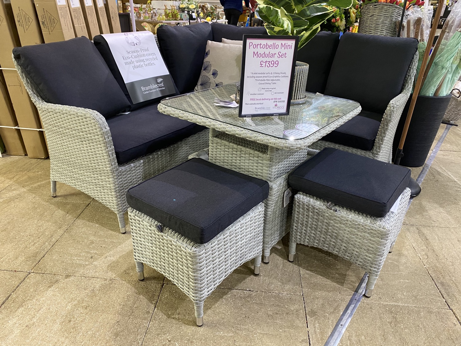 Portobello Mini Modular Set - £1399