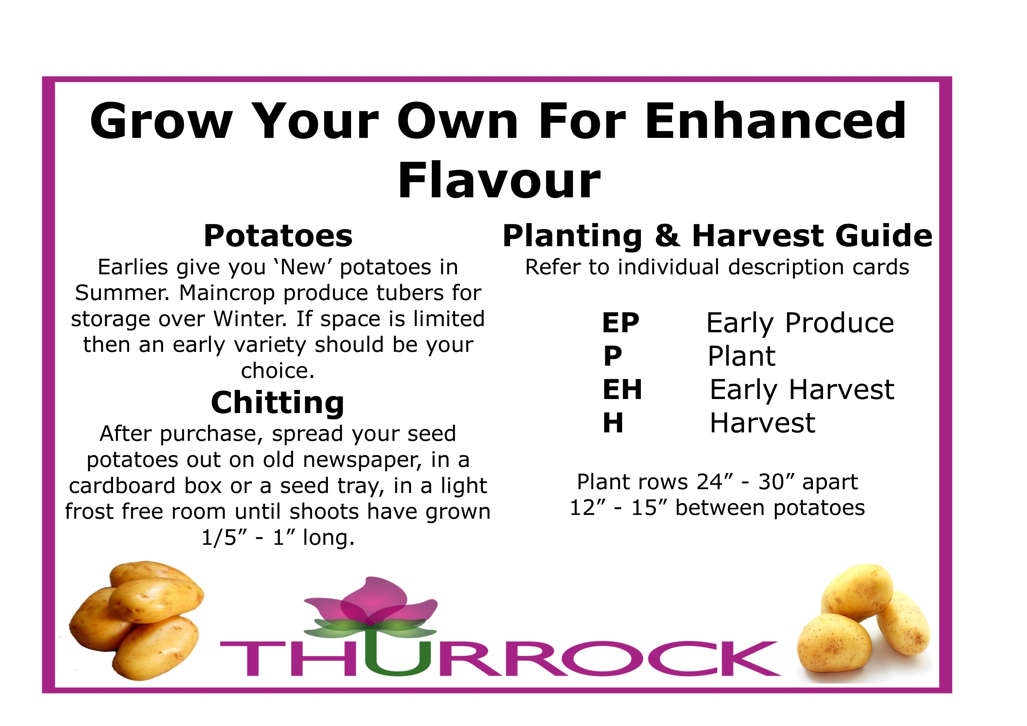 Grow Your Own For Enhanced Flavour