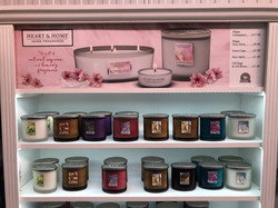 Heart & Home Candles