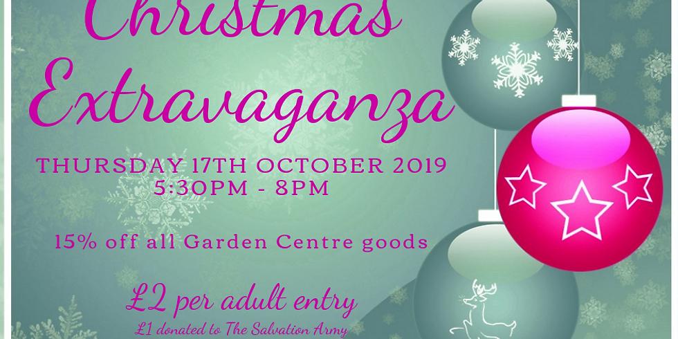 Christmas Extravaganza Event