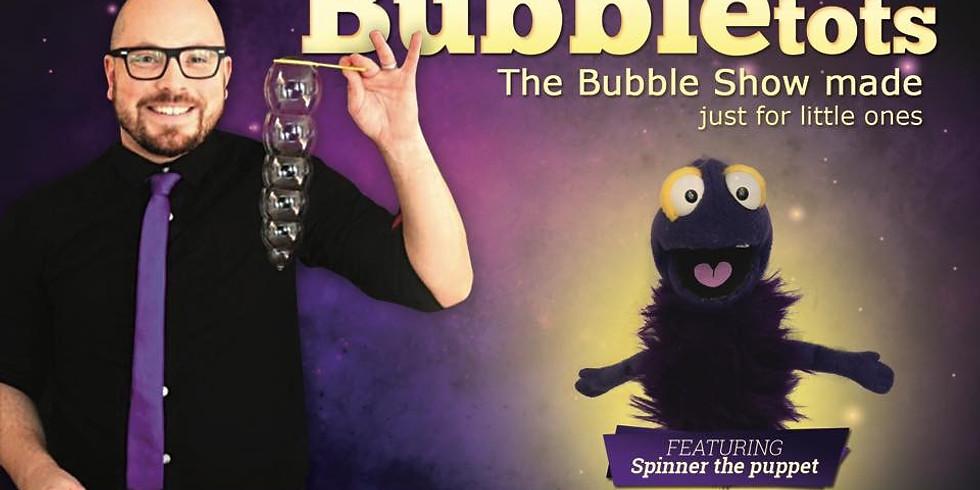 Bubbletots (2-4years)